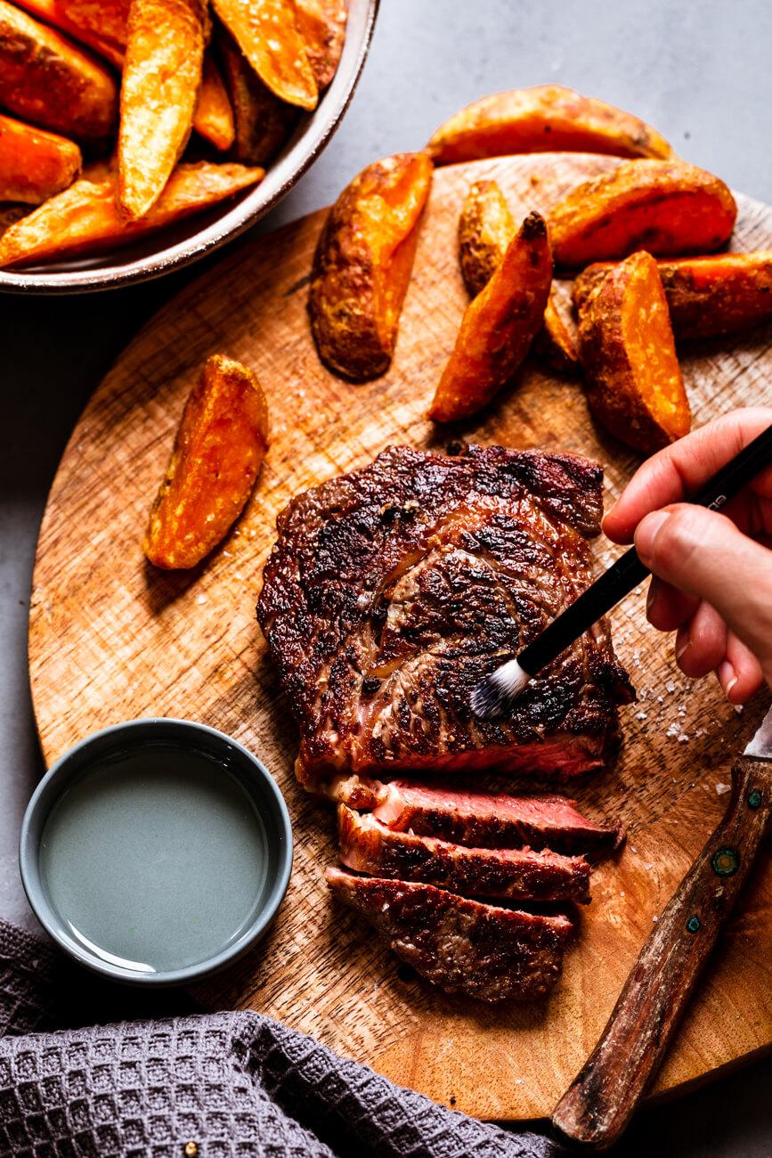 Foodfotografie Buch Foodstyling Fleisch