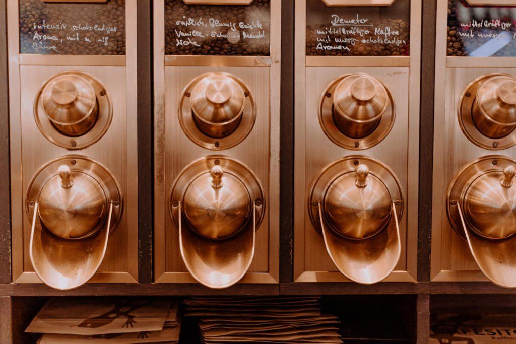 Kaffeerösterei Fotoreportage
