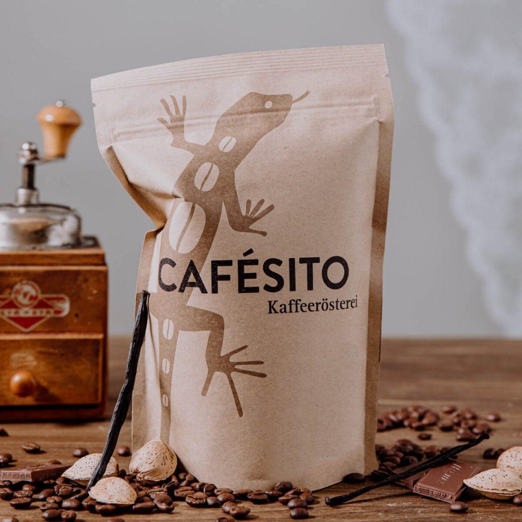 Produktfotos Online Shop Kaffee