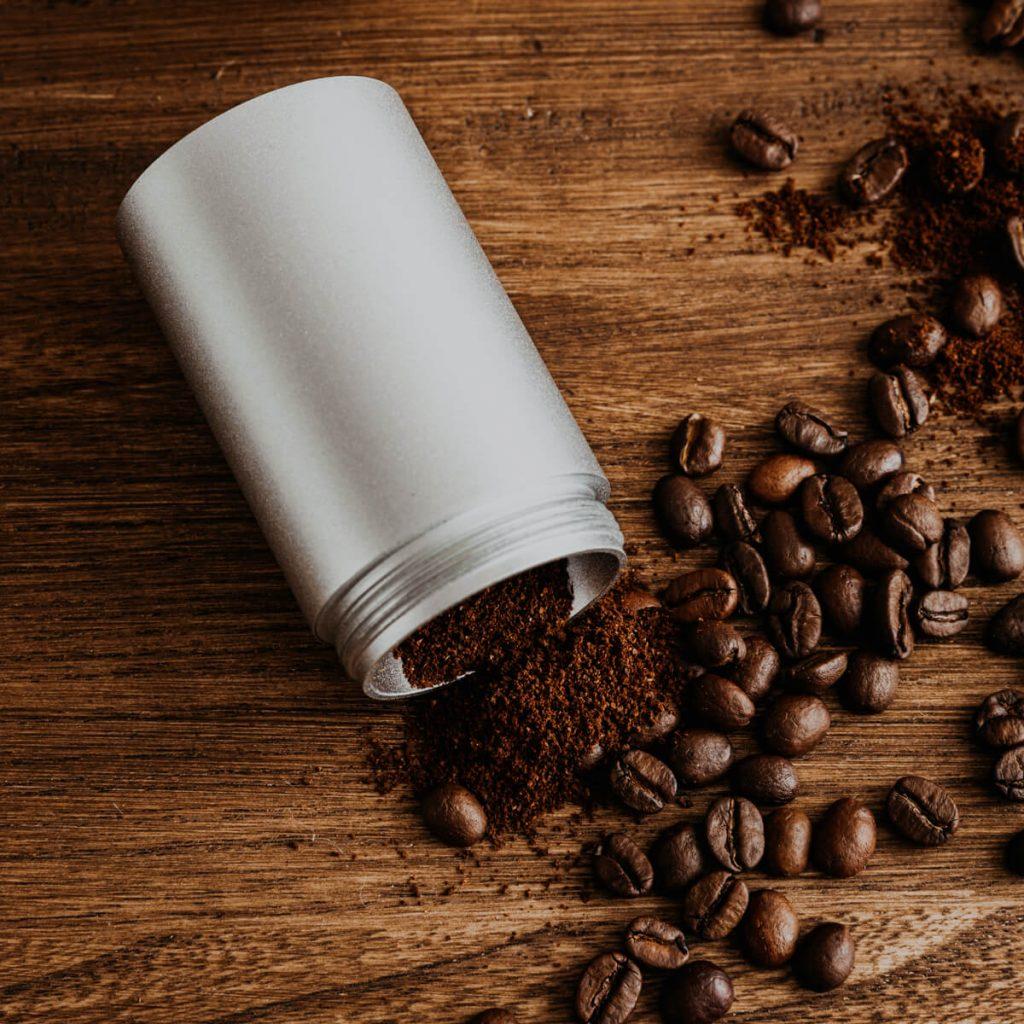 Produktfotos Kaffeemühle