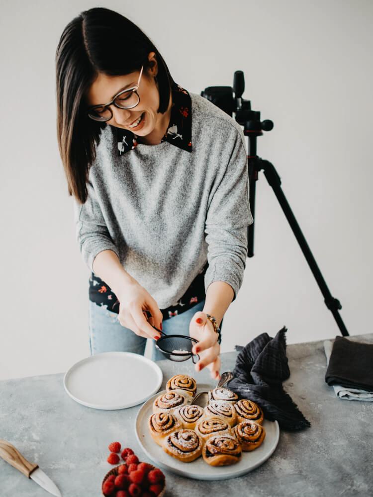 Maria Panzer Foodfotografie Coaching