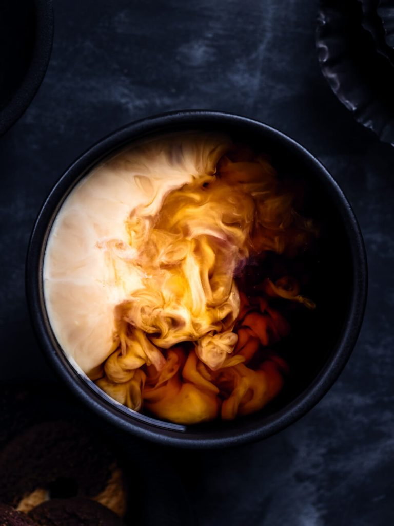 Moderne Foodfotografie