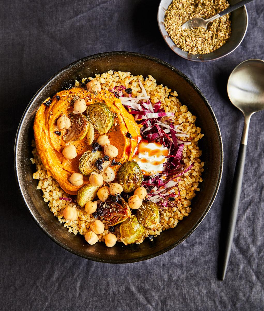 Buddha Bowls Levante Foodfotografie
